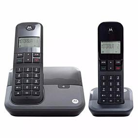 Telefone Sem Fio Motorola Moto 3000+ 1 Ramal