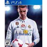 Fifa 18 Ps4 Digital Español Latino Juga Con Tu Usuario