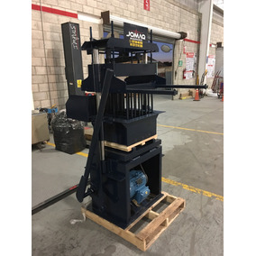 Maquina Bloquera Compacta Lista Para Trabajar