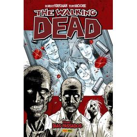 The Walking Dead 1 Dias Passados Novo Lacrado Panini Comics