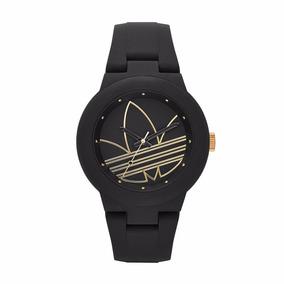 Reloj adidas Adh3013 Negro Unisex 100% Original Envío Gratis