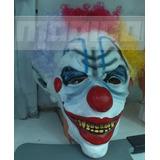 Mascara De Payaso Diabólico Halloween