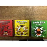 Cartas De Angry Birds + 10 Sobres De Extensiones!!!