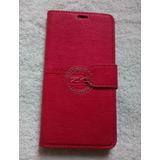Capa Carteira Case Smartfhone Alcatel Pixi 4 4.0 + Pelicula
