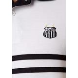 Camisa Santos Oficial Polo Promoção De R$ 79,00 Por R$ 15,00
