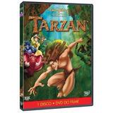 Dvd Tarzan - Disney - Original - Novo - Lacrado
