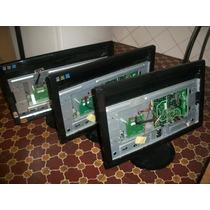 Lote 3 Monitores Aoc 20 Polegadas 2036va Sem Display