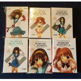 Haruhi Susumiya Novelas
