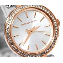 Reloj Michael Kors Collection Mk3298 Darci Pavé Envio Gratis