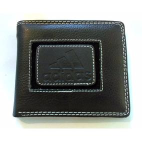 Billetera Caballero adidas Black Cartera Monedero Wallet 066