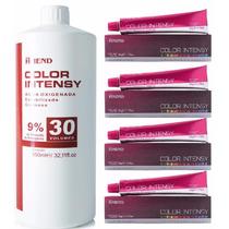 Tinta Color Intensy 0.6 Vermelho Intensificador Ox 30v Amend