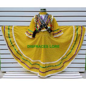 Disfraz Vestido Adelita Tallas 8 10 12 14 Revolucion Mexican