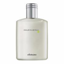 Perfume Des. Colônia Boticario Insensatez Unissex, 100ml