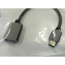 Usb 3.0 Tipo C Adaptador Para Usb3.0 Fêmea Otg Zenfone 3