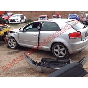 Audi A3 2.0t Partes, Refacciones, Piezas, Desarme, Yonque