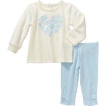 Conjunto Blusa Pantalon Talla 6-9 Meses Envio Gratis