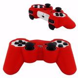 Forro De Control Mando Ps3 Silicon Goma Playstation 3 Nuevo