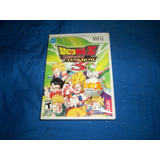 Dragon Ball Budokai Tenkaichi 3 Wii ( No Hago Envios)