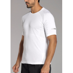 Camiseta Half Marathon Lupo Masculina Detalhes Refletivos!