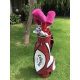 Juego De Palos De Golf Mujer Mizuno Con Bolsa Callaway