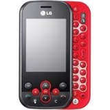 Carcaça Lg Gt360 Messenger Laranja