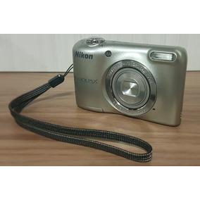 Câmera Nikon 16 Mp Coolpix L31