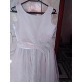 M202 Lindo Vestido De Dama, Novíssimo