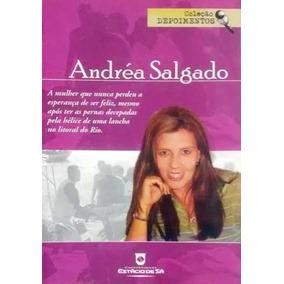 Livro Andréa Salgado