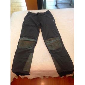 Mountain Hardwear Pantalón Trekking Talla 42 Gris Resistente