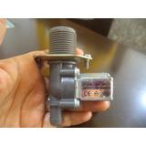 Valvula De Entrada De Agua 110v Para Fabricador De Hielo