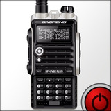 Radio Handy Baofeng Uv-b2 Plus 8w ¡¡¡ La Mas Potente !!!