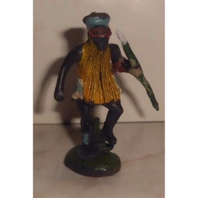 Forte Apache - África Misteriosa - Gulliver - Índio Lança Am