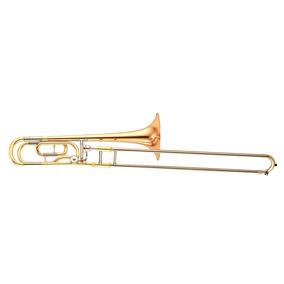 Trombone Tenor Baixo Yamaha Ysl 448 Ge