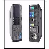 Cpu Dell Optiplex990 Corei5 4gb Ddr3 Hd320 + Monitor Aoc 20