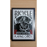 Naipes Bicycle Ellusionist Black Tiger - Magia Poker Colecc