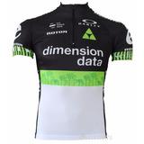 Camisa Ciclismo Dimension Data 2017 (p-m-g-gg-3g) *promoção*