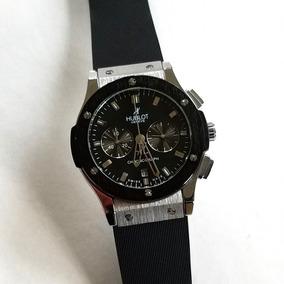 Reloj Big Bang Negro Plata Envio Gratis