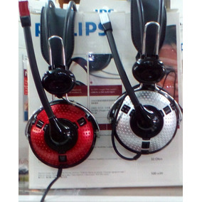 Audifonos Con Microfono Cintillo Philips
