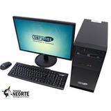 Pc Compumax Intel Core I5 4440 Ddr3l 8gb 1tr Dvd 20 Led Prom