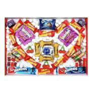 Caja De Dulces Y Chocolates Para Regalo - Sweet Love