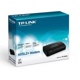 Modem Td-8616 Adsl2 Tp-link