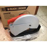 Tronzadora 14 Black Decker 2000w Linea Pro