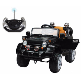 Auto Coche A Bateria Jeep Control Musica Mp3 Baby Shopping