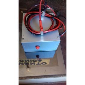 Carregador De Baterias 12v 5 Amperes, Produção Caseira