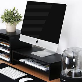 Fitueyes Computadora Monitor Riser 21.3 Pulgadas Soporte