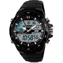 Relógio Esportivo Importado Masculino Skmei Preto Quartzo