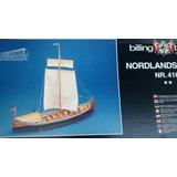 Barco De Pesca Kit 416 Nordlandsbaden Billing Boats