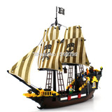 Barco Pirata 590 Piezas Compatible Con Lego