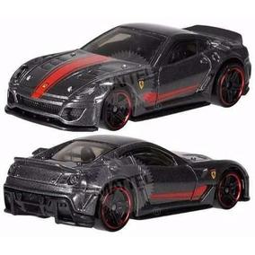 Hot Wheels - Ferrari 599xx - Cinza - Mattel - Nova E Lacrada