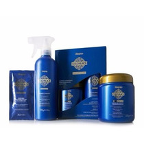 Kit Amend Gold Black Definitive Liss Alisamento Definitivo